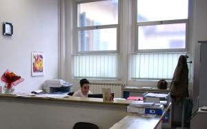 Tipolitografia Contini - L'ufficio
